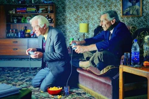Idosos e o Videogame