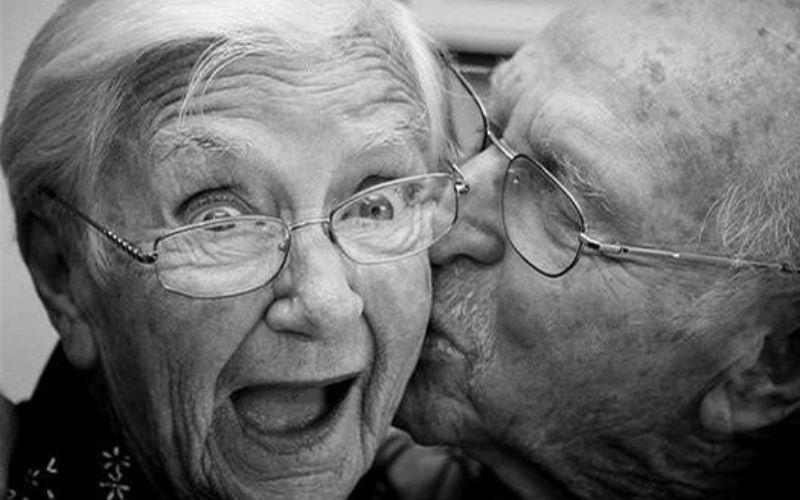 O Lado Bom de Envelhecer